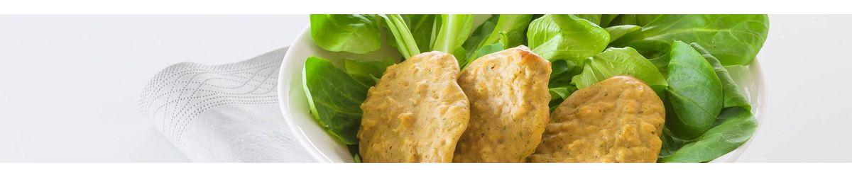 Nuggets hyper protéinés