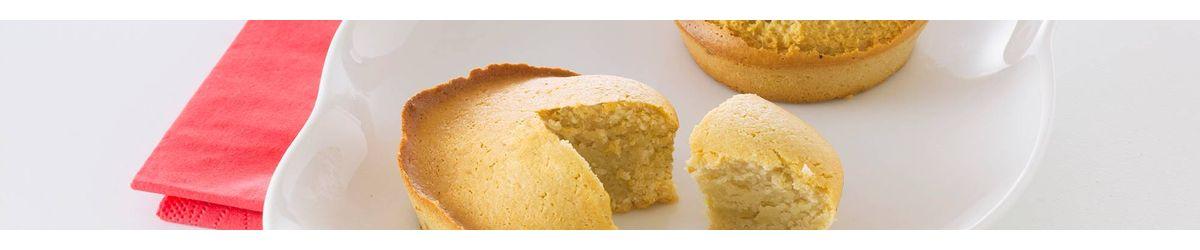 Cakes sucrés pour substituts de repas