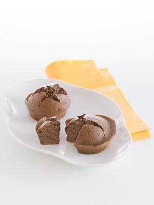 Gâteau au chocolat hyper protéiné
